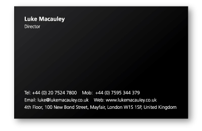SVIDesign - Luke Macauley