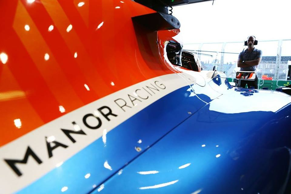 SVIDesign - Manor Racing